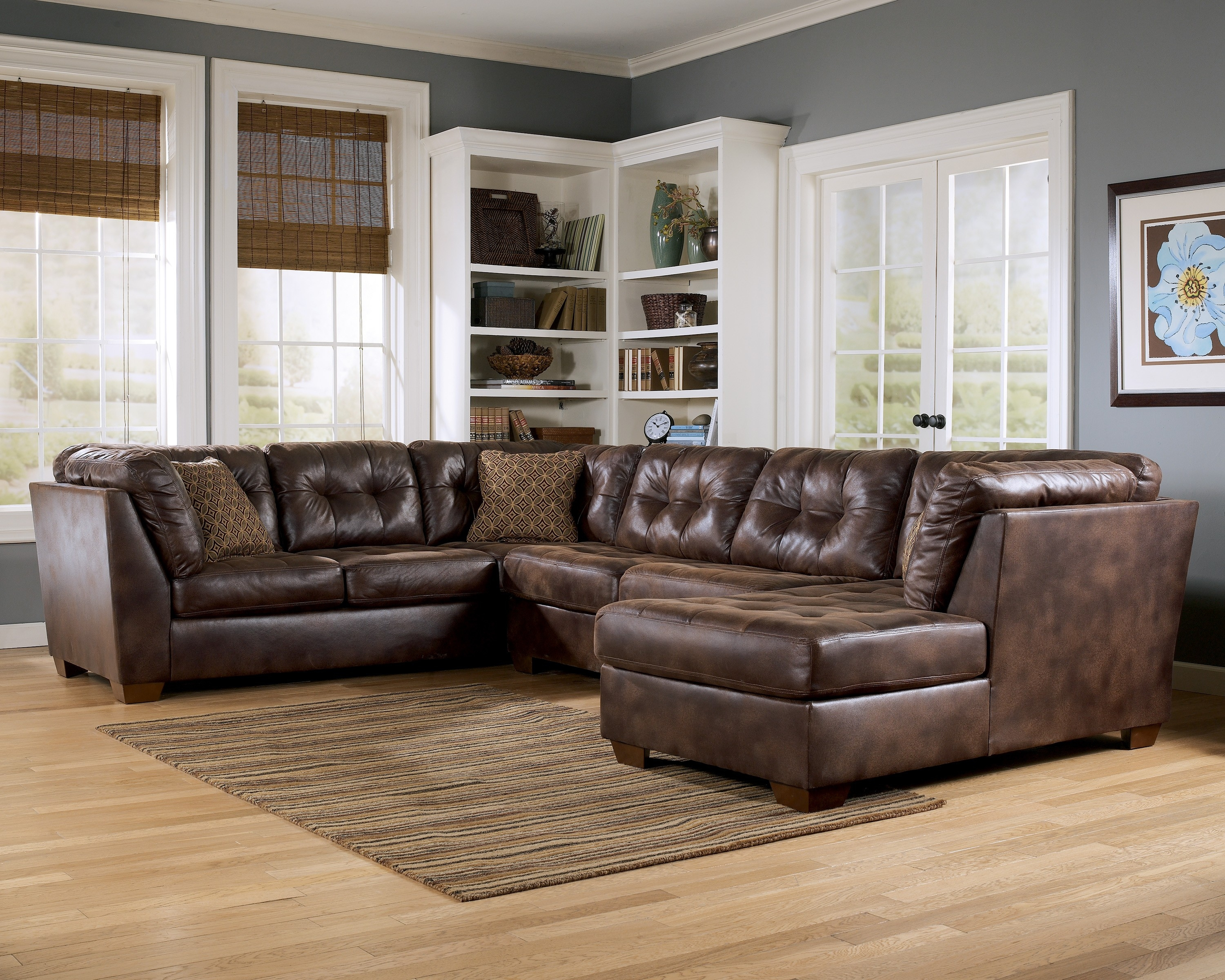 Cozy Sectional Sofas Cleanupflorida Throughout Cozy Sectional Sofas (#6 of 12)