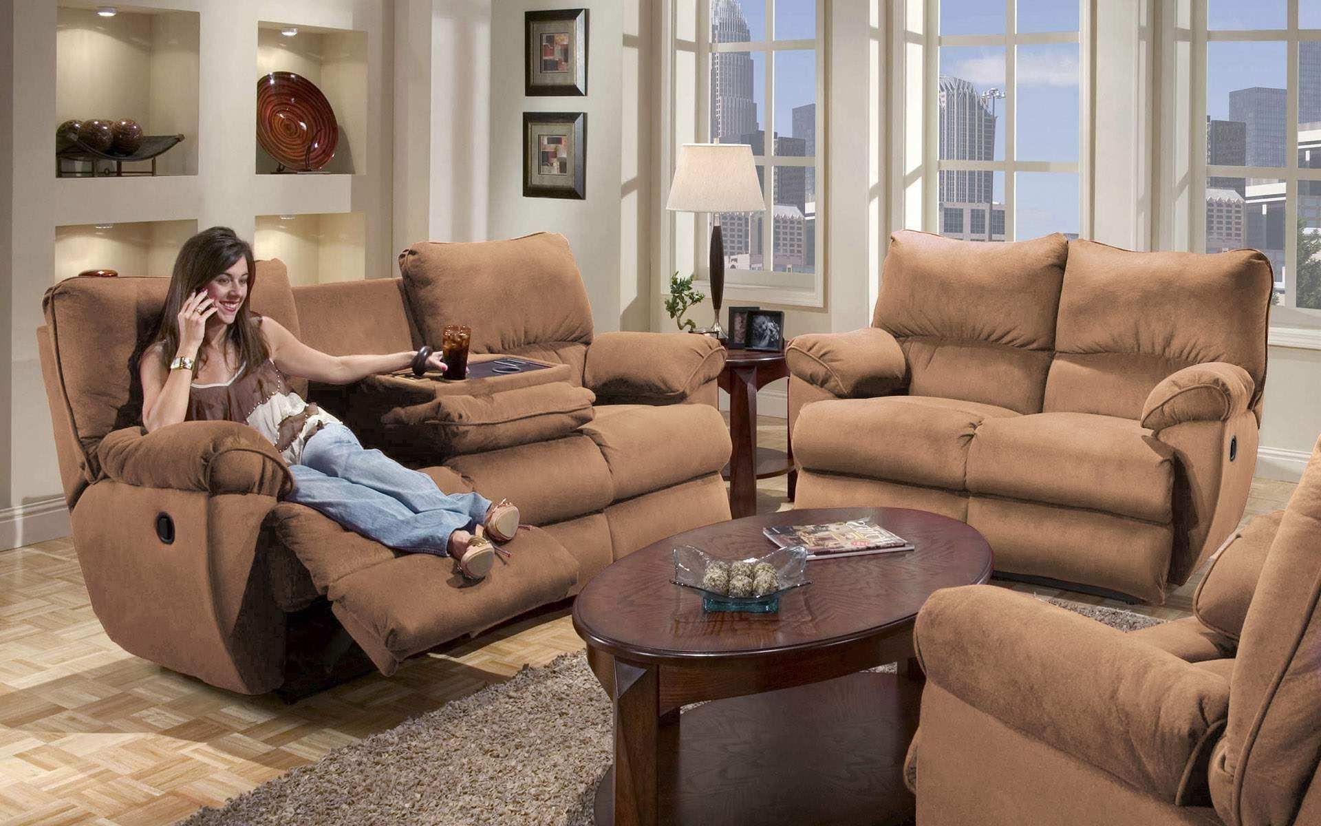Cozy Sectional Sofas Cleanupflorida With Cozy Sectional Sofas (#7 of 12)