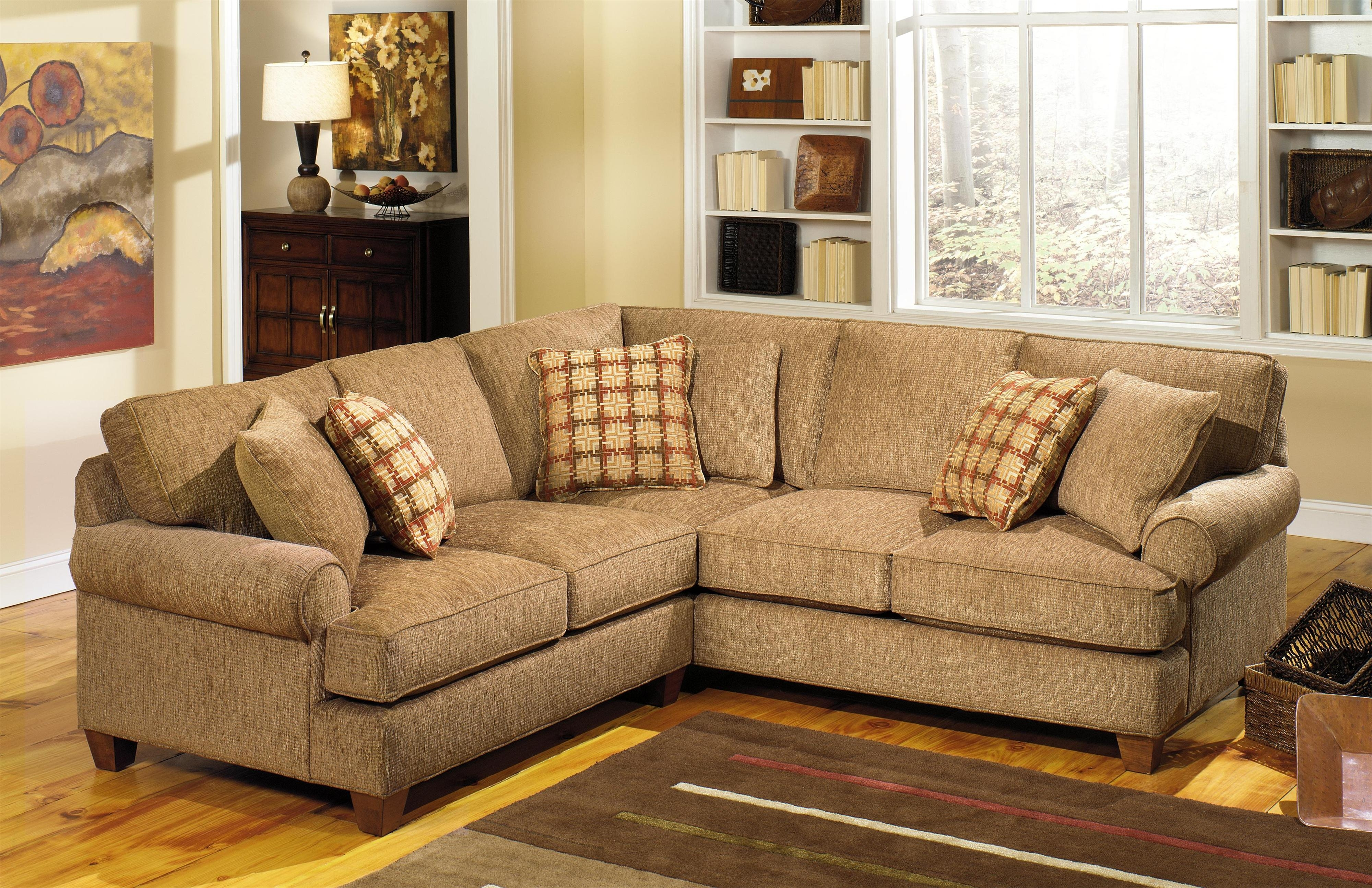 12 of Craftmaster Sectional Sofa