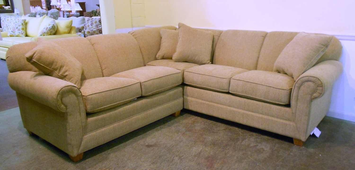 Inspiration About Craftmaster Sectional Sofa Thesofa Regarding Craftsman  Sectional Sofa (#2 Of 12)