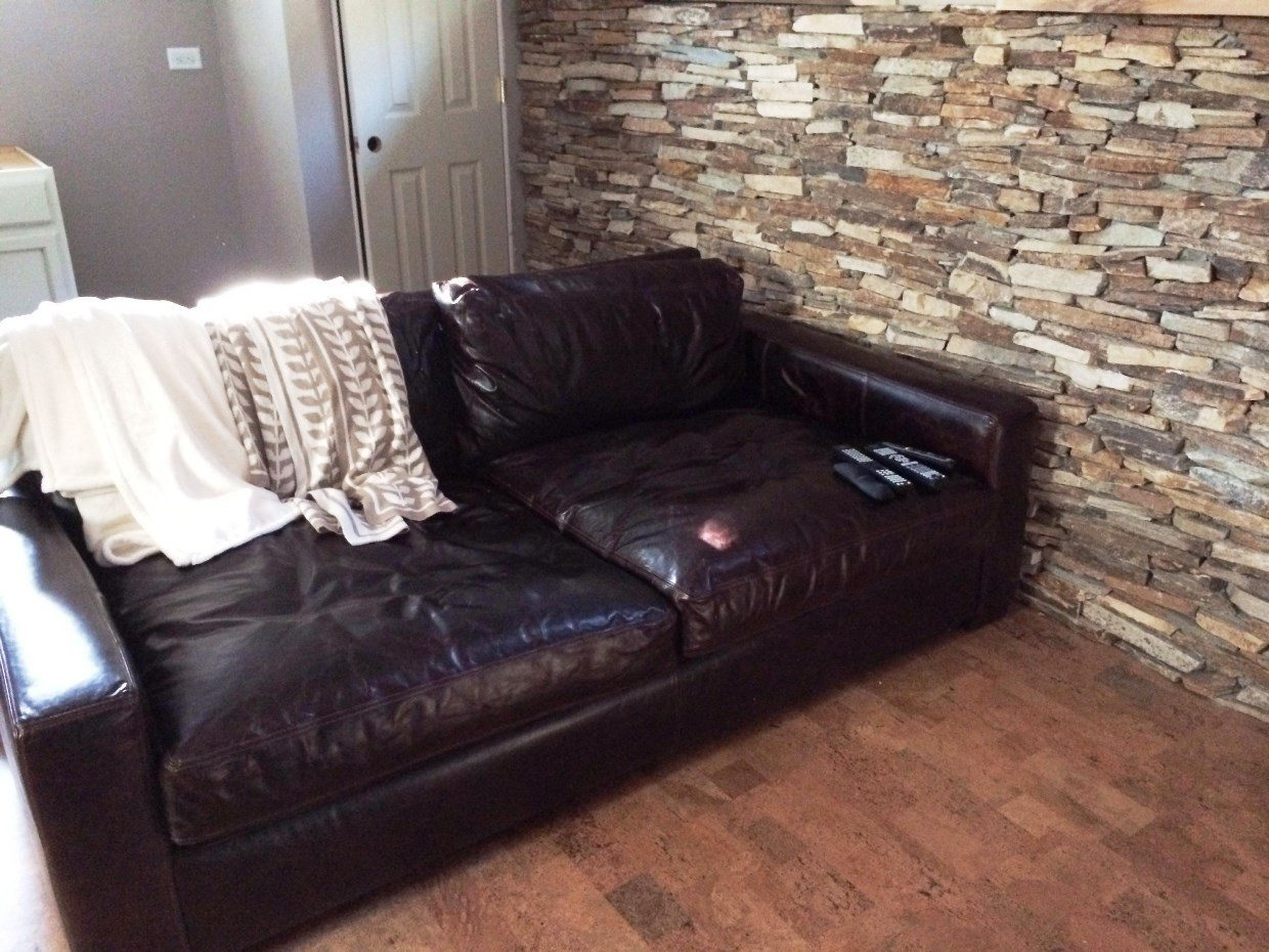 Sofa In Craigslist Amazing Leather Couch Craigslist 16 For