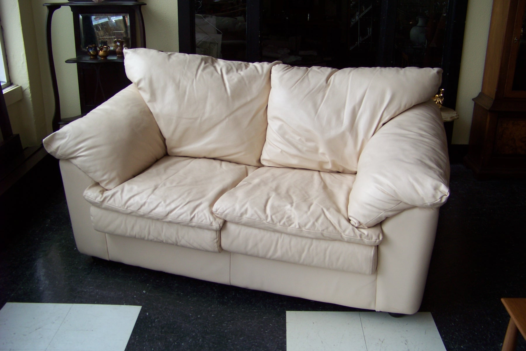 Cream Sectional Sofa Roselawnlutheran Living Room Ideas Brown Regarding Cream Colored Sofas (#6 of 12)