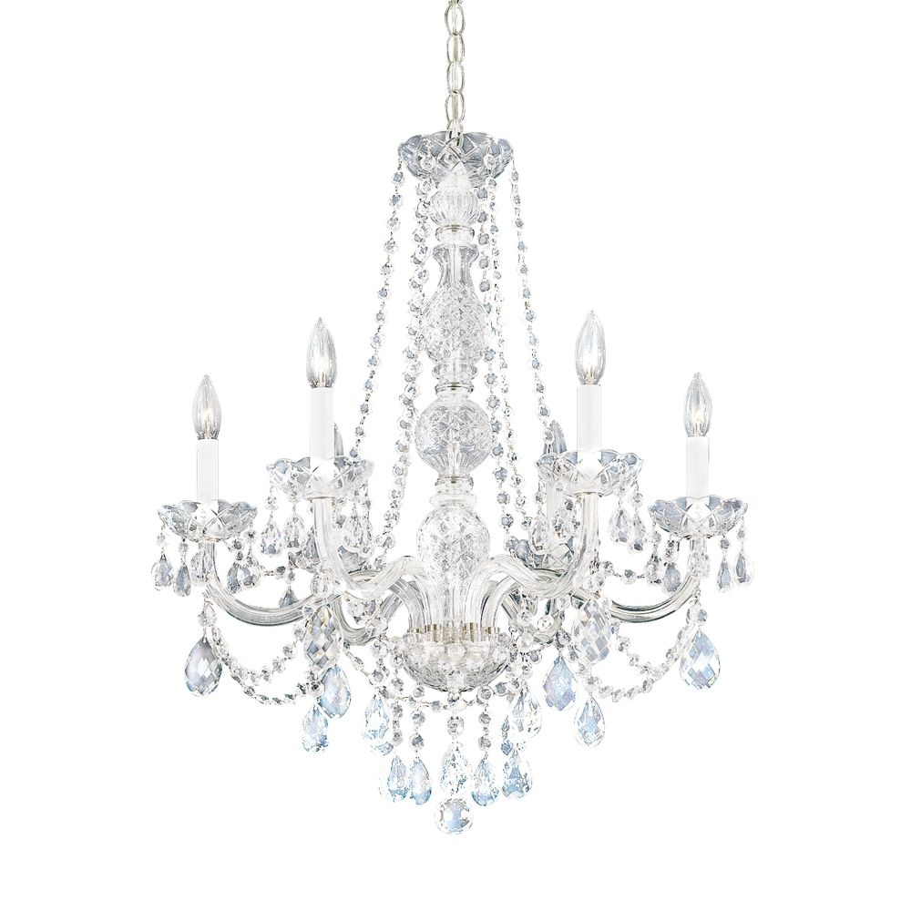 Popular Photo of Crystal Chandeliers