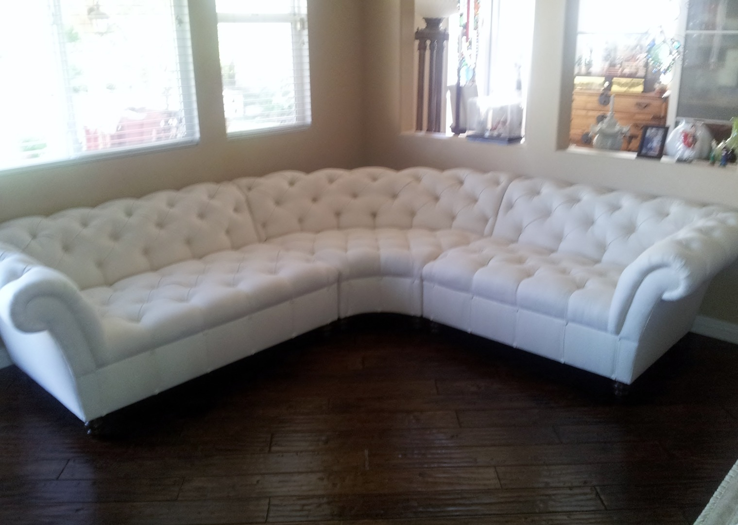 Popular Photo of Custom Made Sectional Sofas