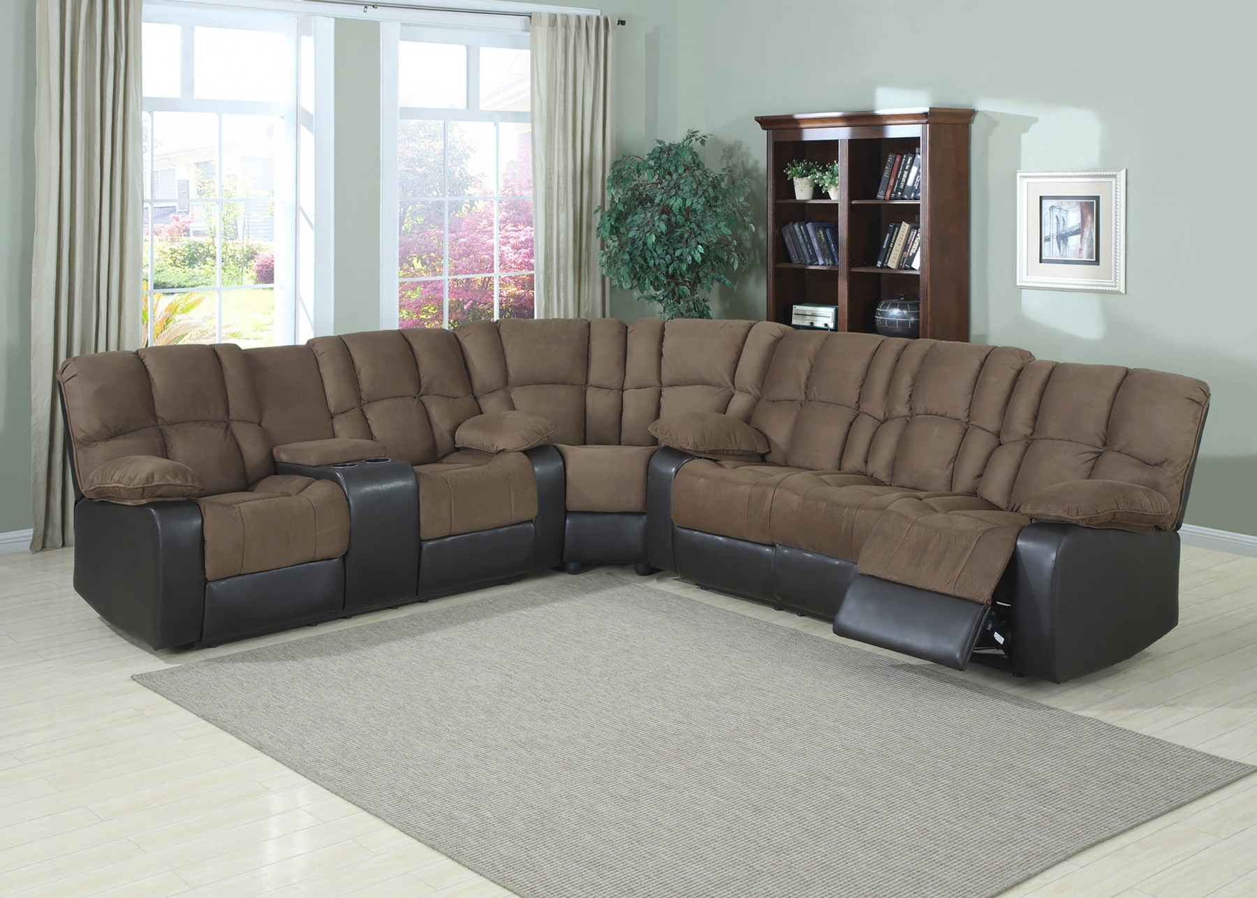 12 Best Collection Of Extra Wide Sectional Sofas