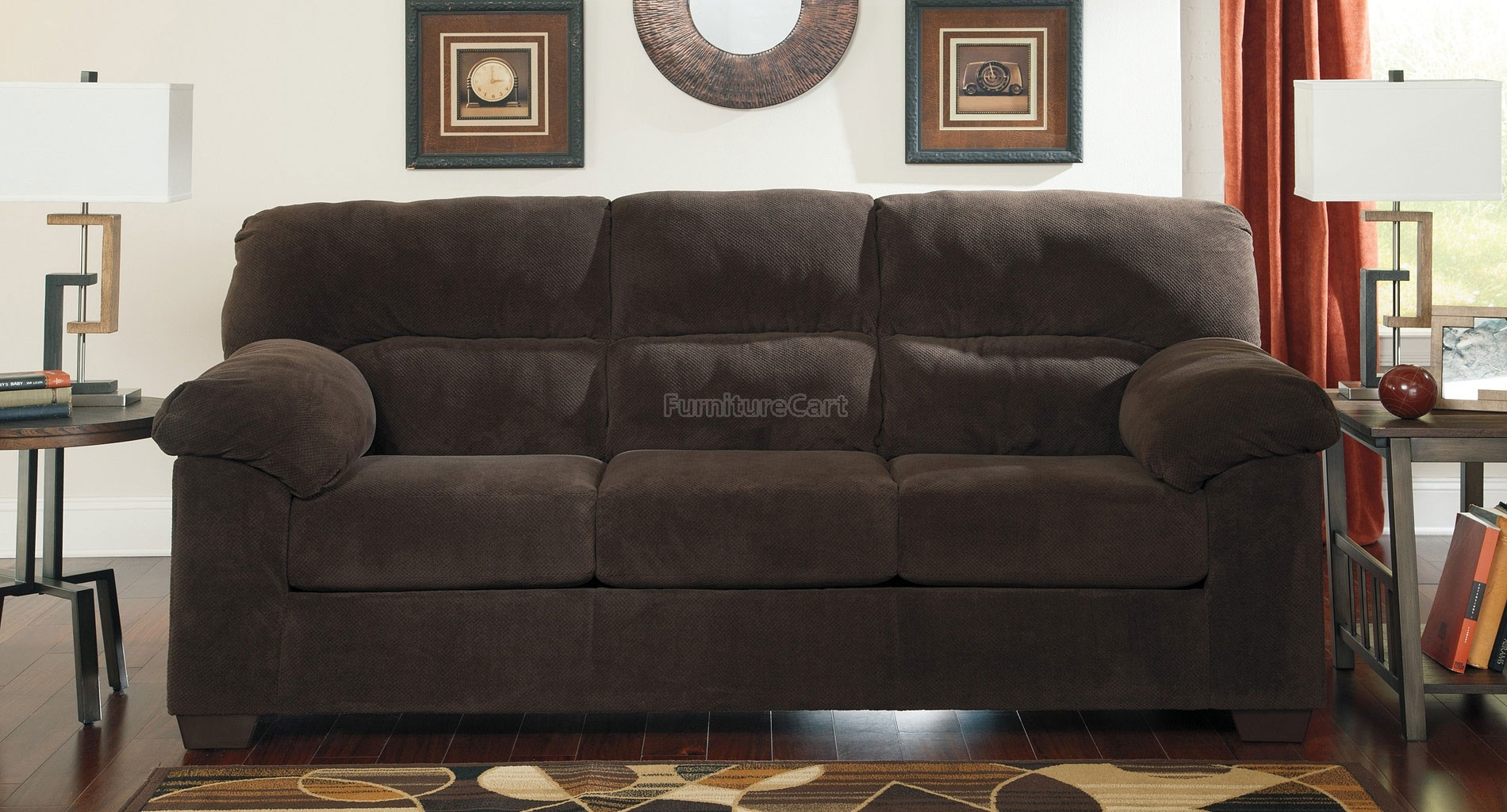 Decor Fascinating Benchcraft Sofa With Luxury Shapes For Living For Berkline Sofa Recliner (#8 of 12)