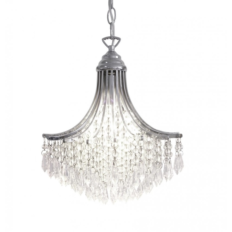Decoration Ideas Gorgeous Home Decorating Idea Of Chandelier For Throughout Small Glass Chandeliers (#5 of 12)