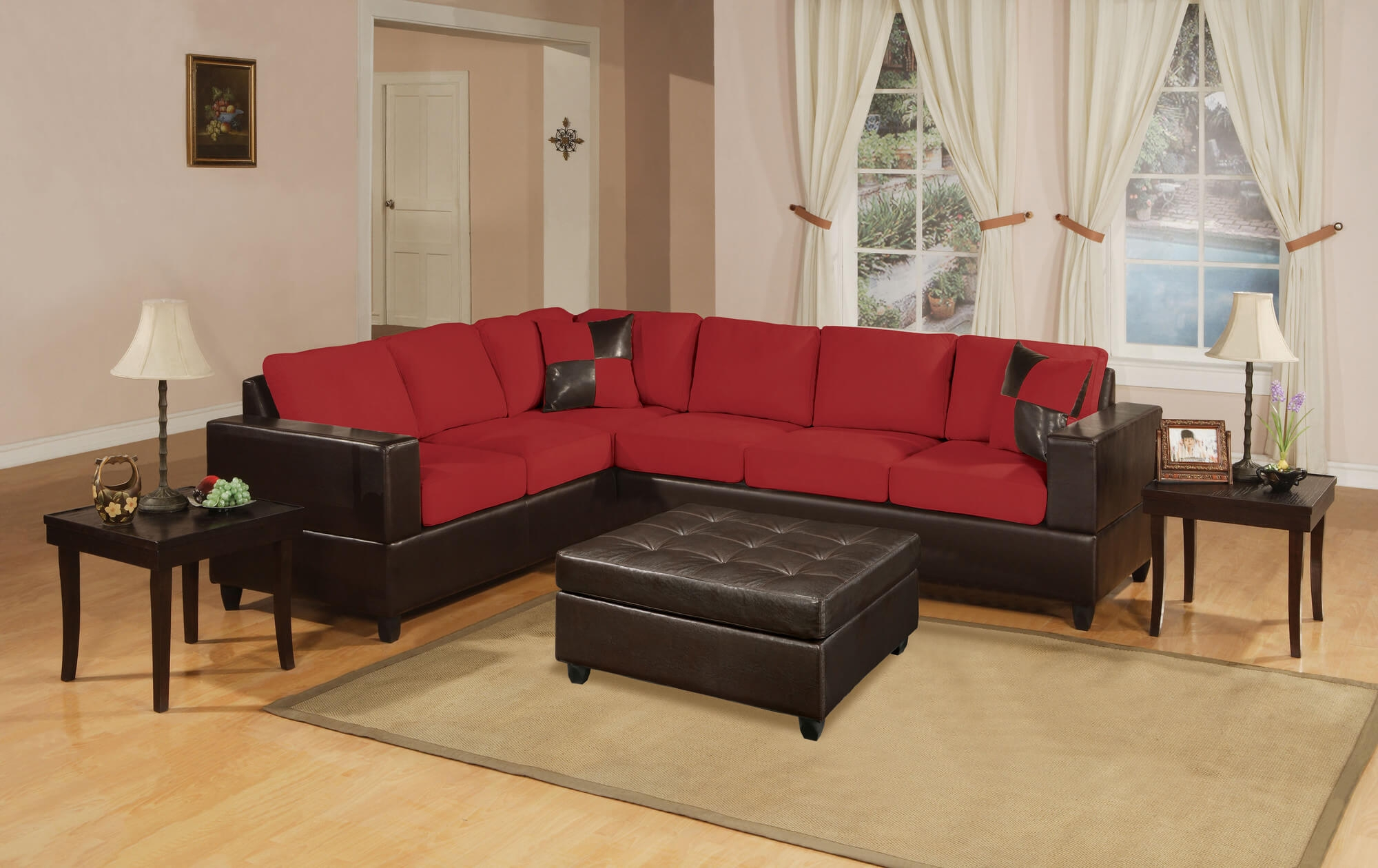 Deep Cushion Sectional Sofas Sofa Menzilperde With Regard To Deep Cushion Sofa (#4 of 12)