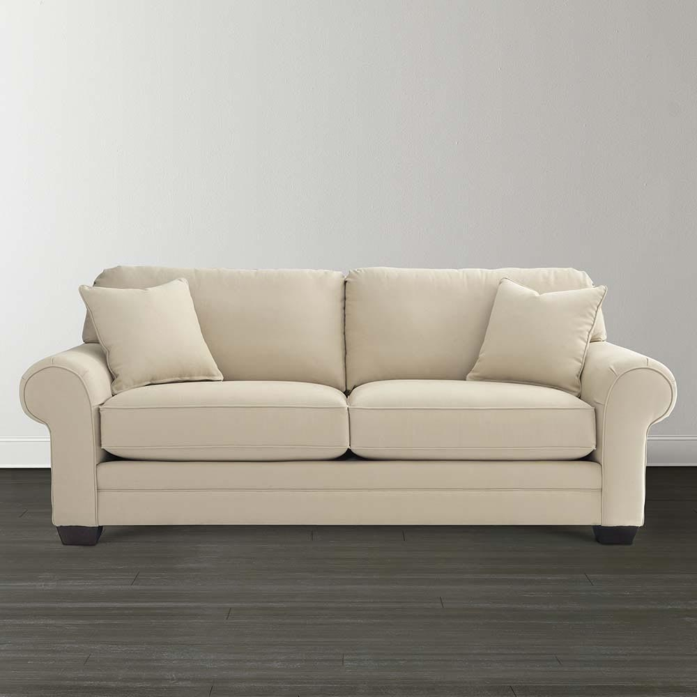 Design Your Own Sleeper Sofa Bassett Home Furnishings Pertaining To Bassett Sofa Bed (#5 of 12)