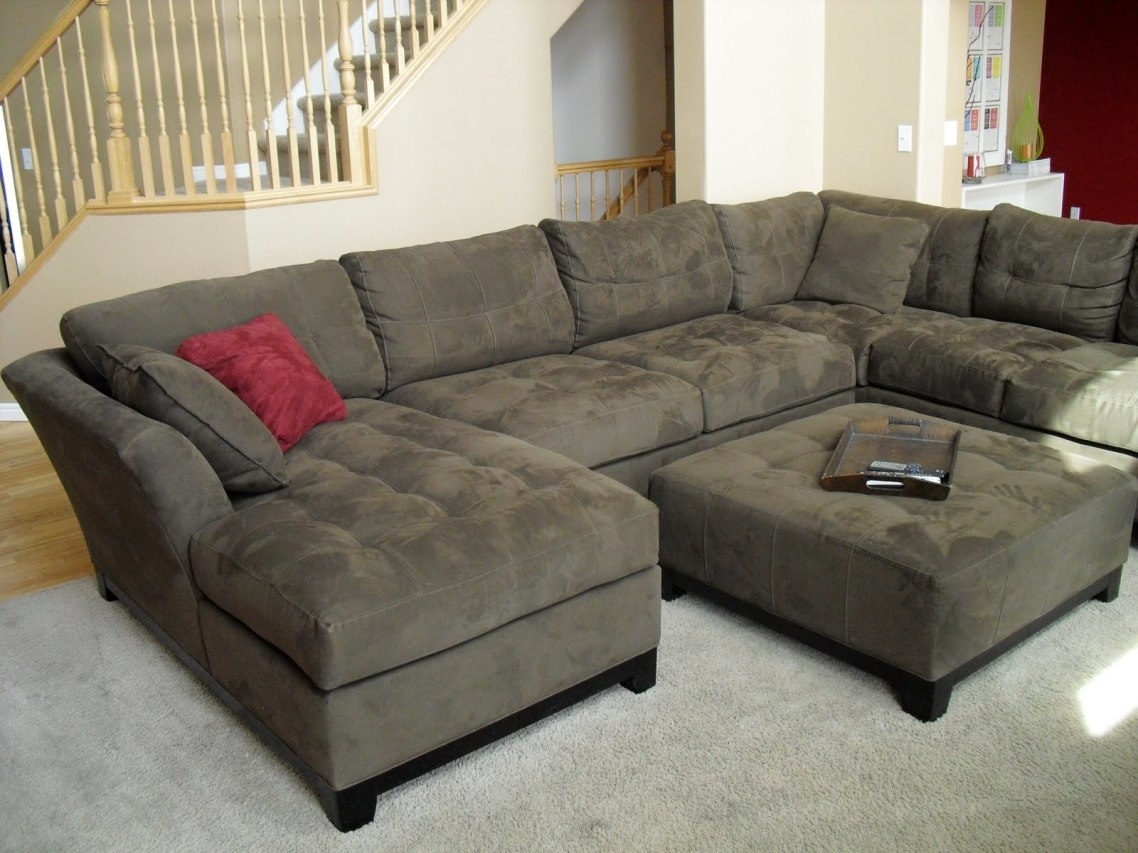 Discount Sectional Sofas Roselawnlutheran Inside Black Sectional Sofa For Cheap (#9 of 12)