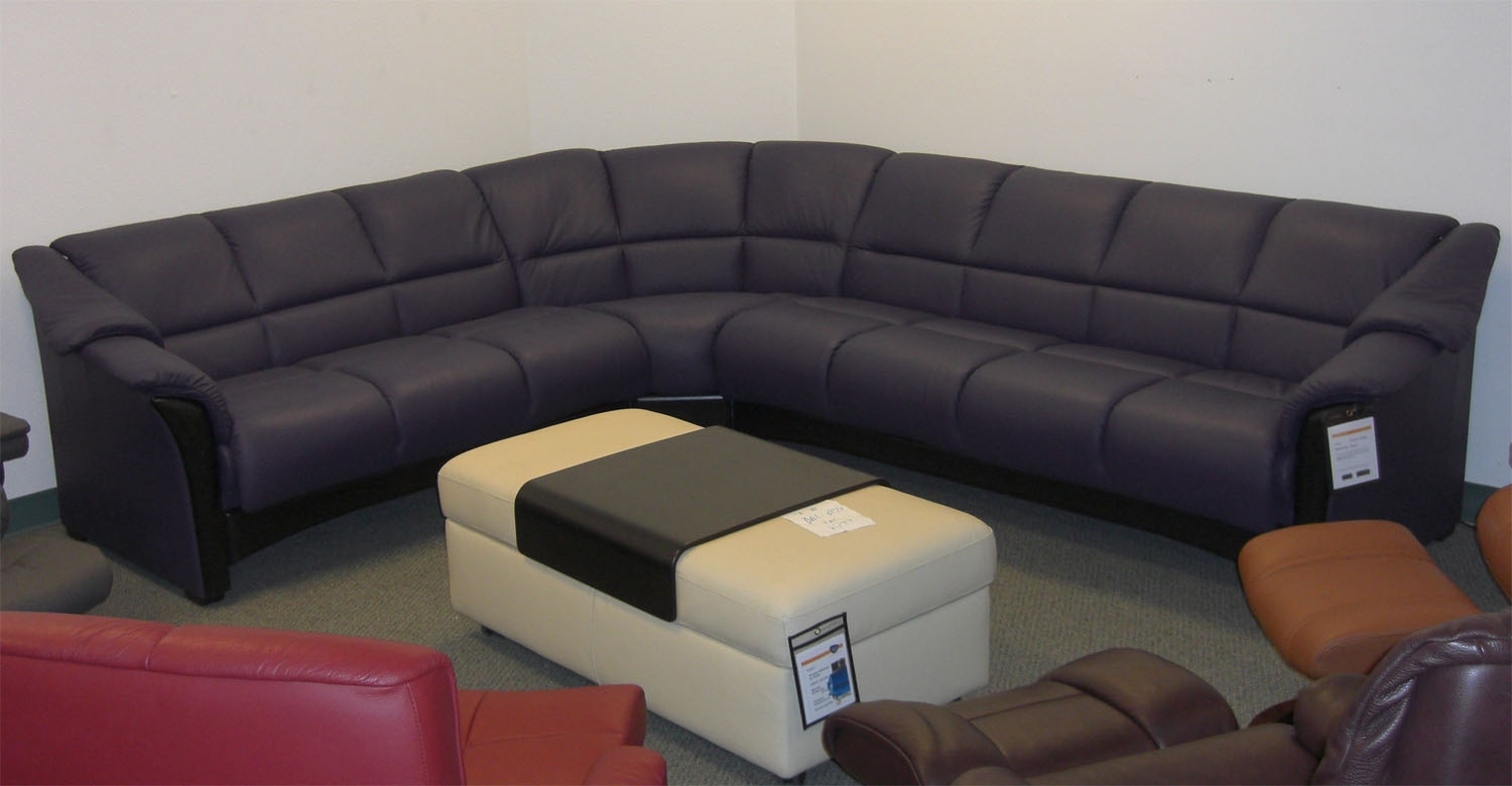 Popular Photo of Ekornes Sectional Sofa