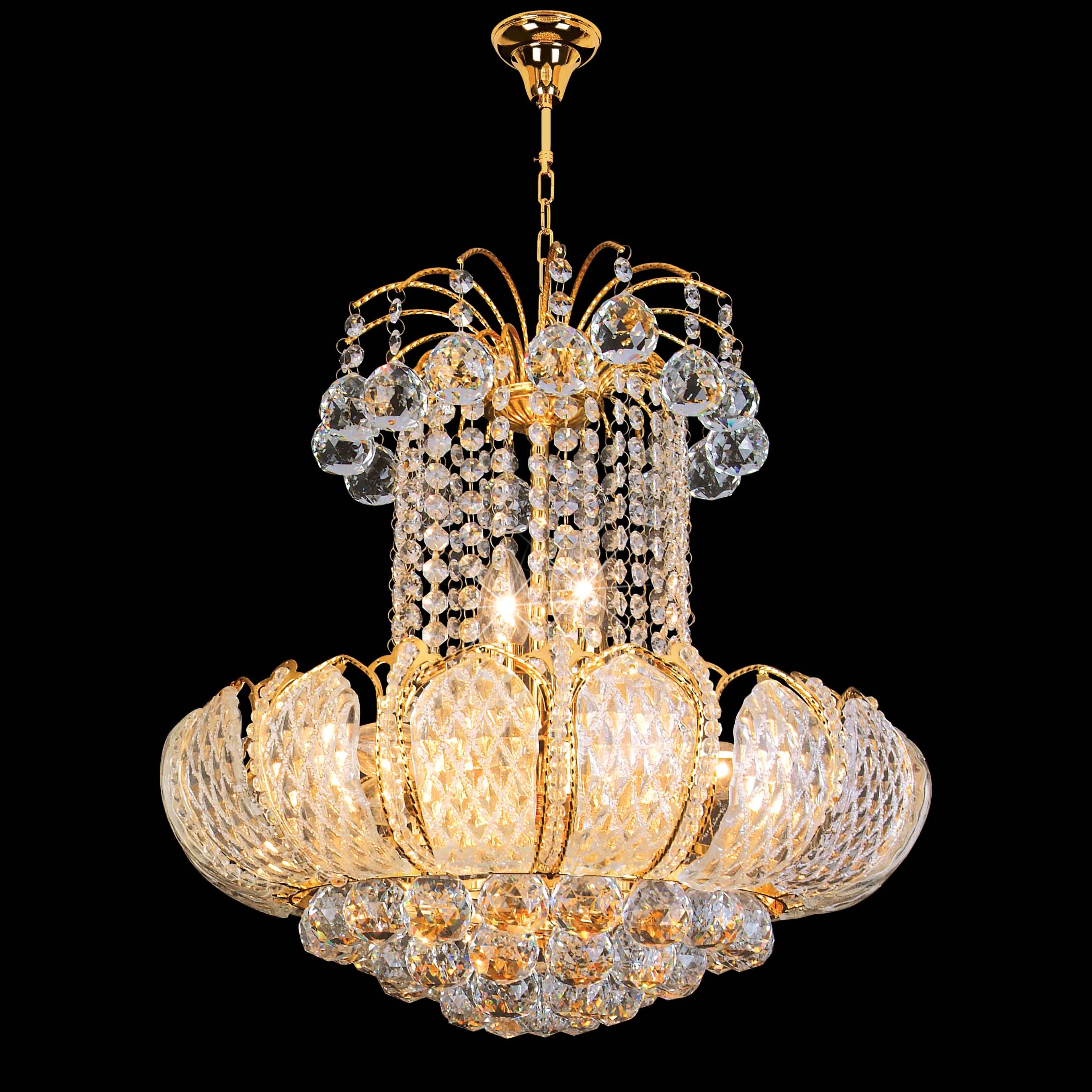 Elegant Chandelier Lights 30 On Home Decorating Ideas With Pertaining To Chandelier Lights (#8 of 12)