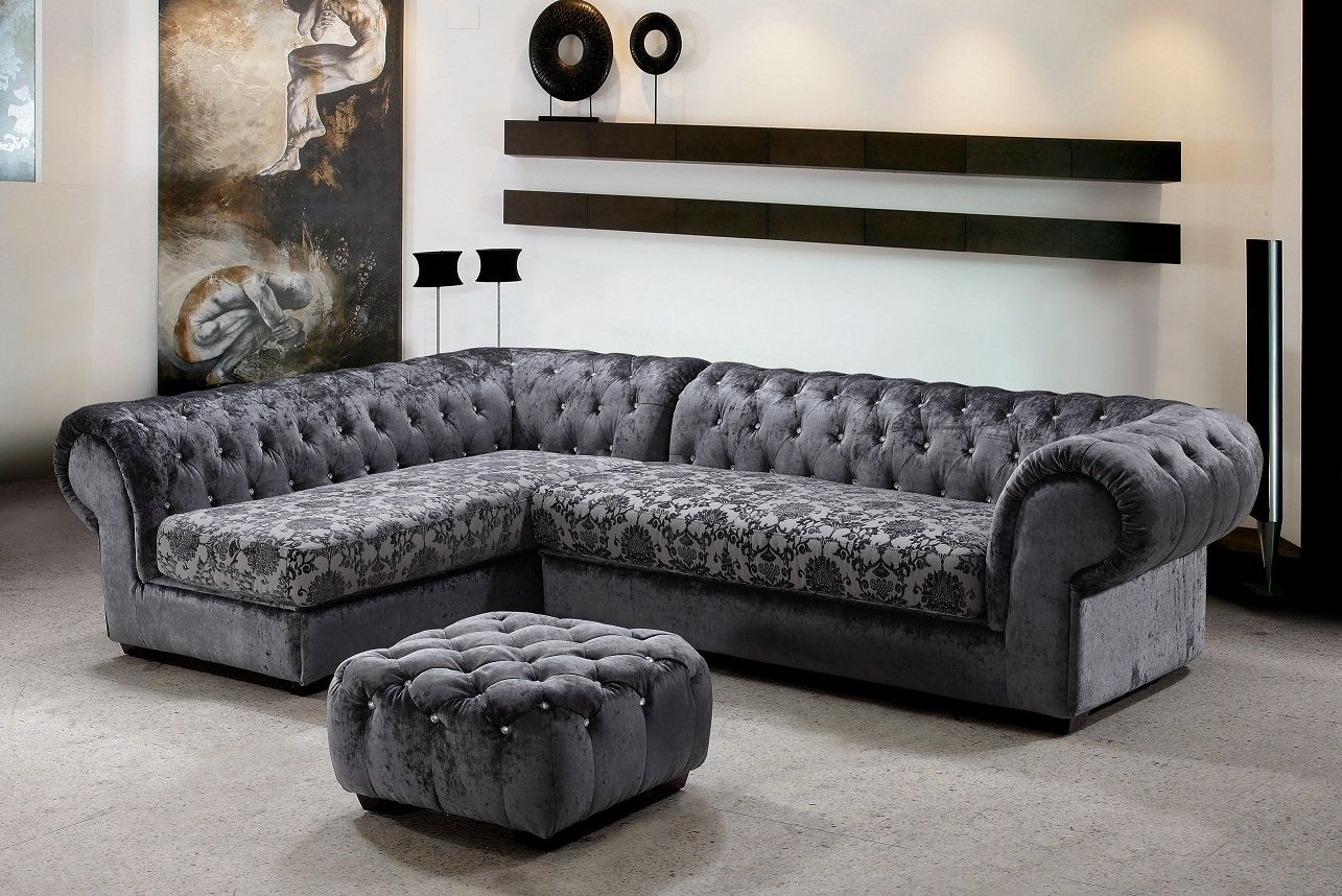 Elegant Sectional Sofa Hereo Sofa Pertaining To Elegant Sectional Sofas (#5 of 12)