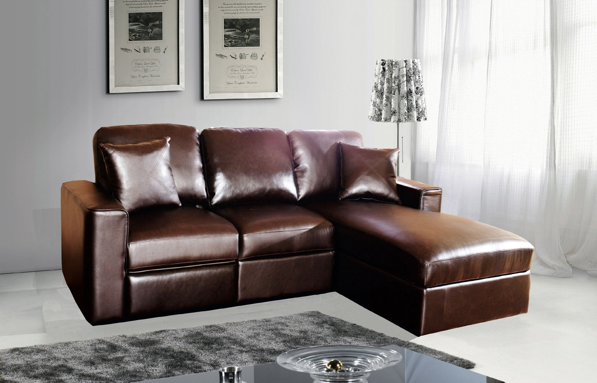 12 Inspirations Of Elegant Sectional Sofas