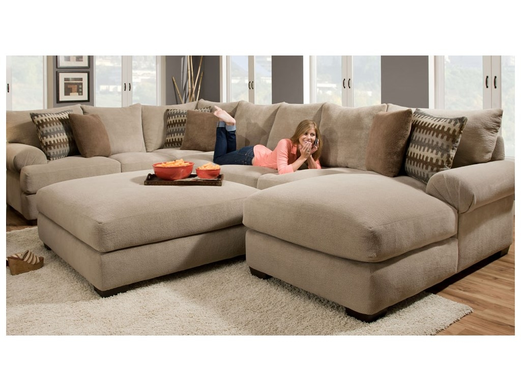 Enchanting Armless Sectional Sofas 37 On C Shaped Sectional Sofa With Regard To C Shaped Sectional Sofa (#10 of 12)