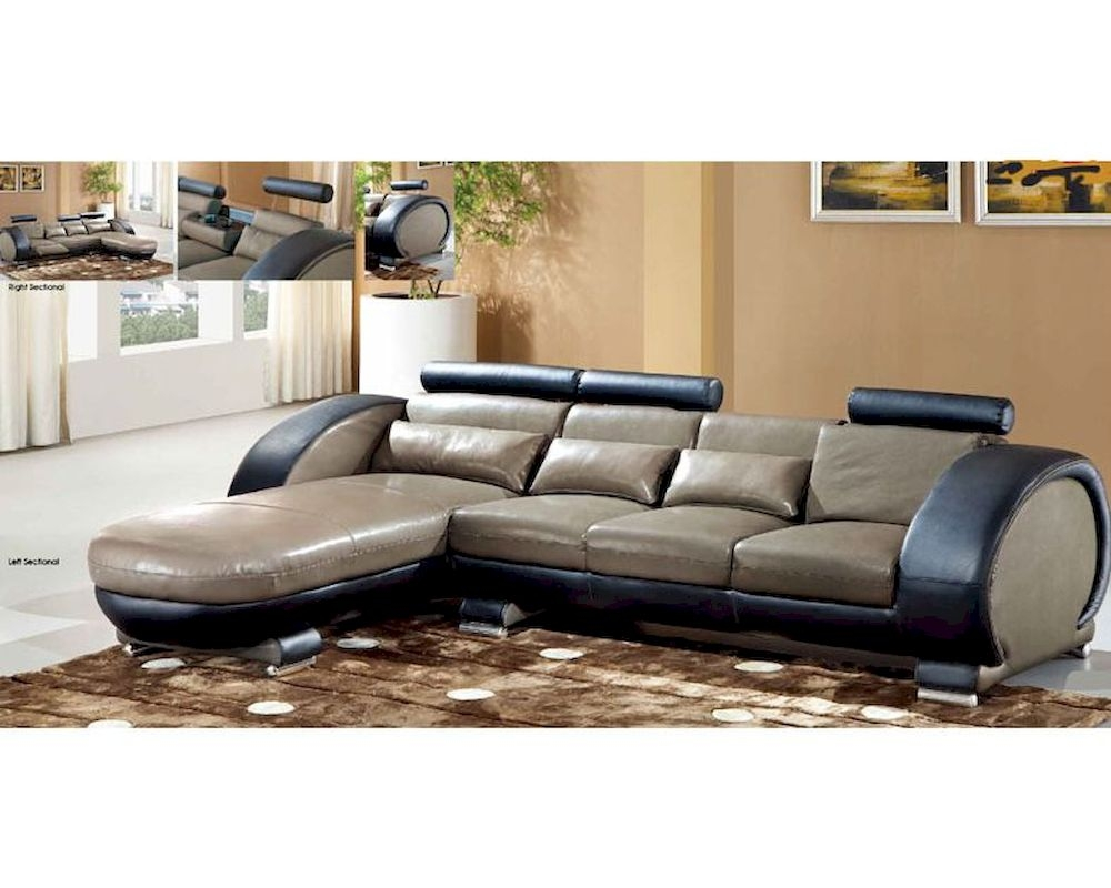 European Style Sectional Sofas Cleanupflorida Intended For European Style Sectional Sofas (#3 of 12)