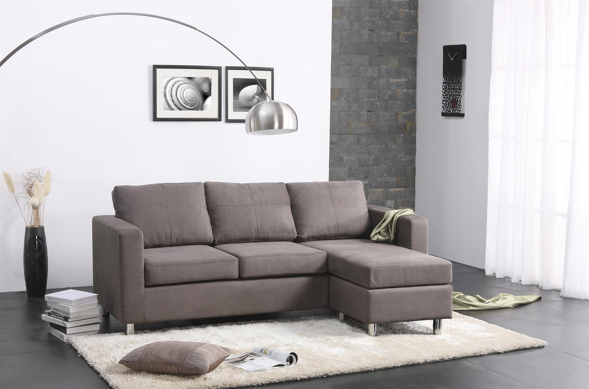 Excellent Find Small Sectional Sofas For Small Spaces 52 In Condo Intended For Condo Sectional Sofas (#7 of 12)