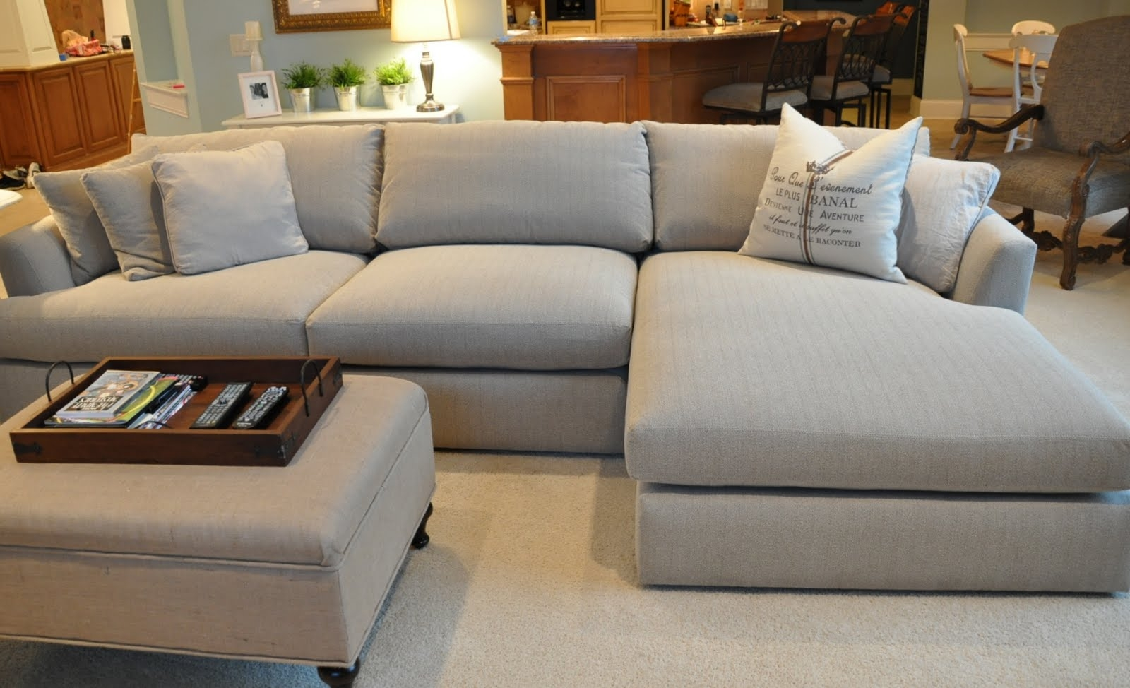 12 Ideas Of Deep Cushion Sofa