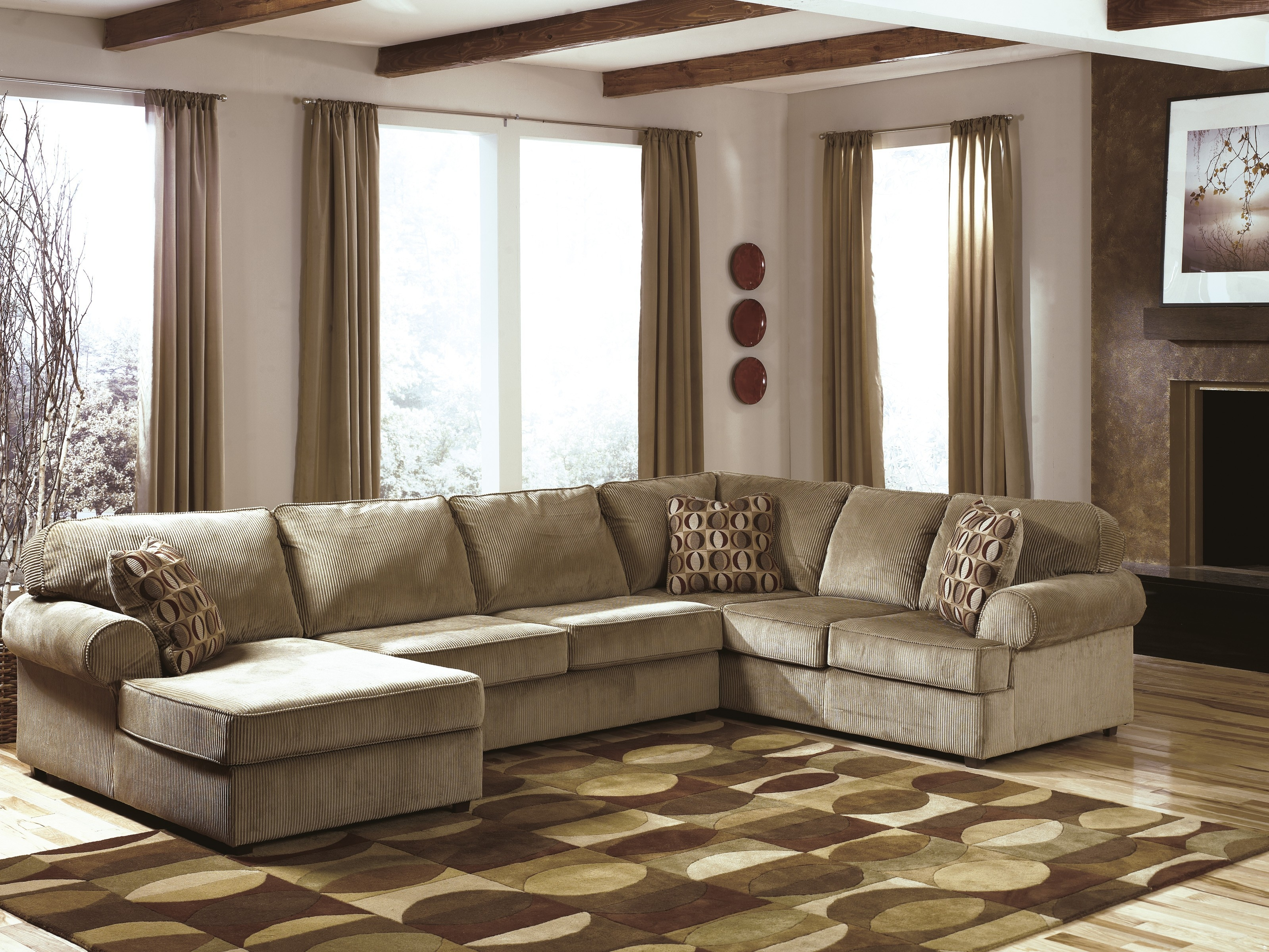 Furniture Mesmerizing Costco Sectionals Sofa For Cozy Living Room Regarding Cozy Sectional Sofas (#10 of 12)