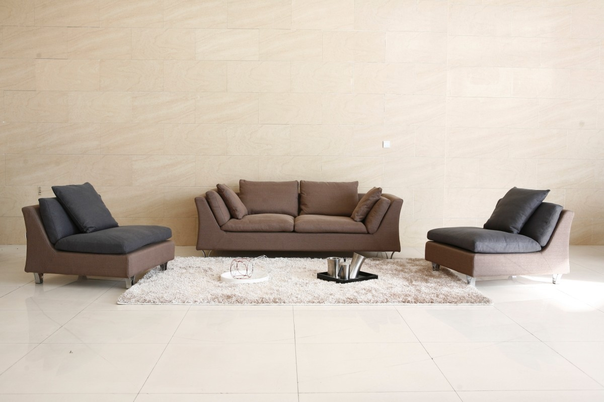 Furniture Modern Sofa Designs That Will Make Your Living Room Inside Elegant Fabric Sofas (#10 of 12)