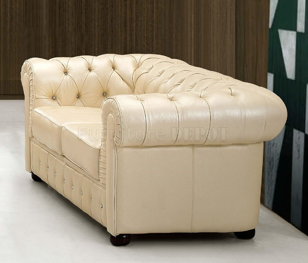 Tufted sofa set 76 with tufted sofa set coaster enright for Unique sofa designs