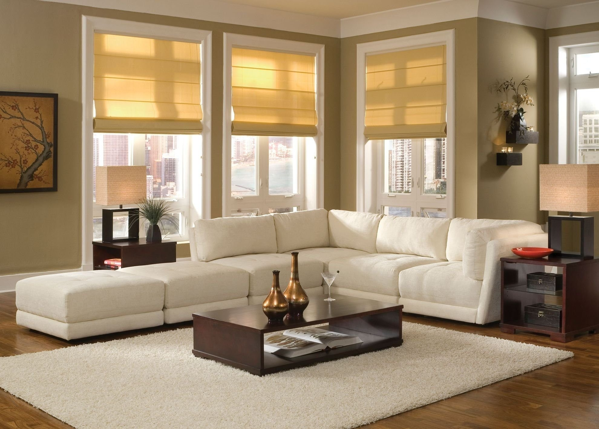 Glamorous Sectional Sofas For Small Living Rooms 85 On Albany In Albany Industries Sectional Sofa (