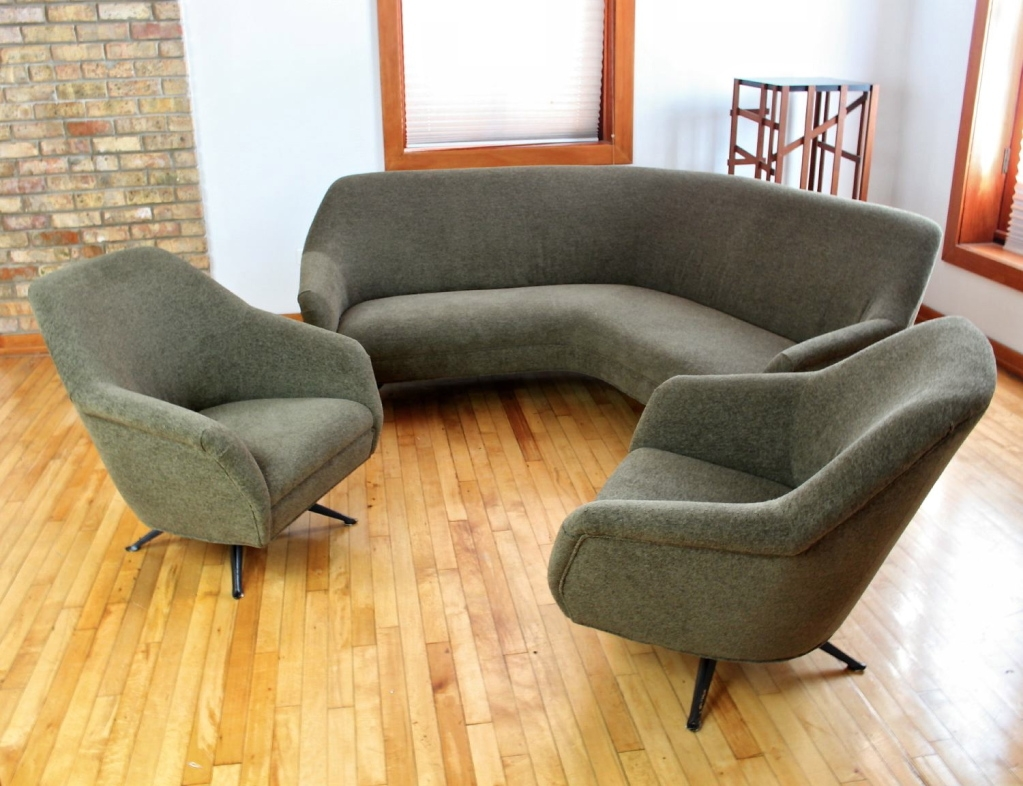 Great Small Curved Sofa 14 On Contemporary Sofa Inspiration With Inside Contemporary Curved Sofas (View 9 of 12)