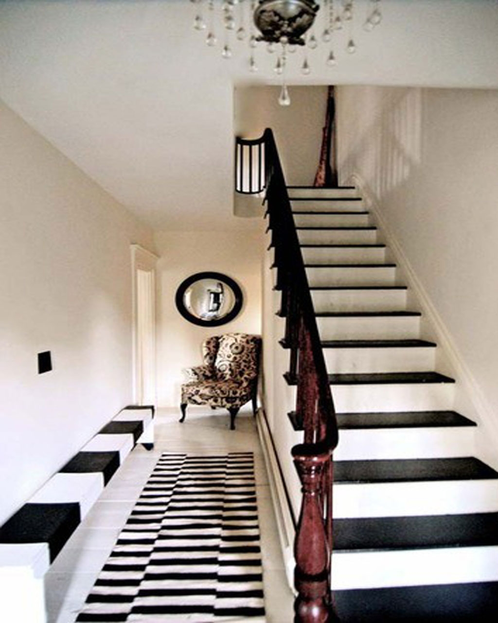 Small Hallway Paint Ideas: 12 Best Collection Of Small Hallway Chandeliers