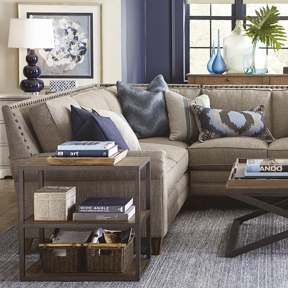 12 Inspirations Of Bassett Sectional Sofa