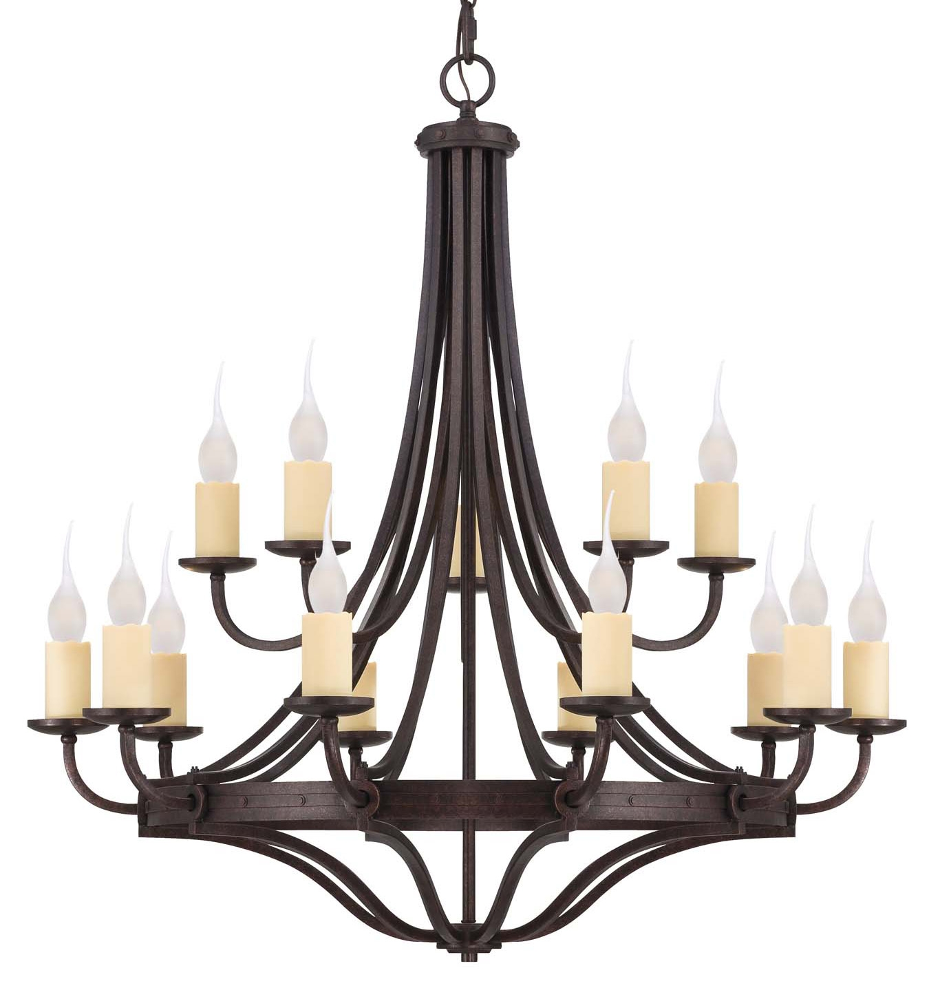 House 1 2014 15 05 Elba 15 Light Large Chandelier Pertaining To Large Chandeliers (#6 of 12)