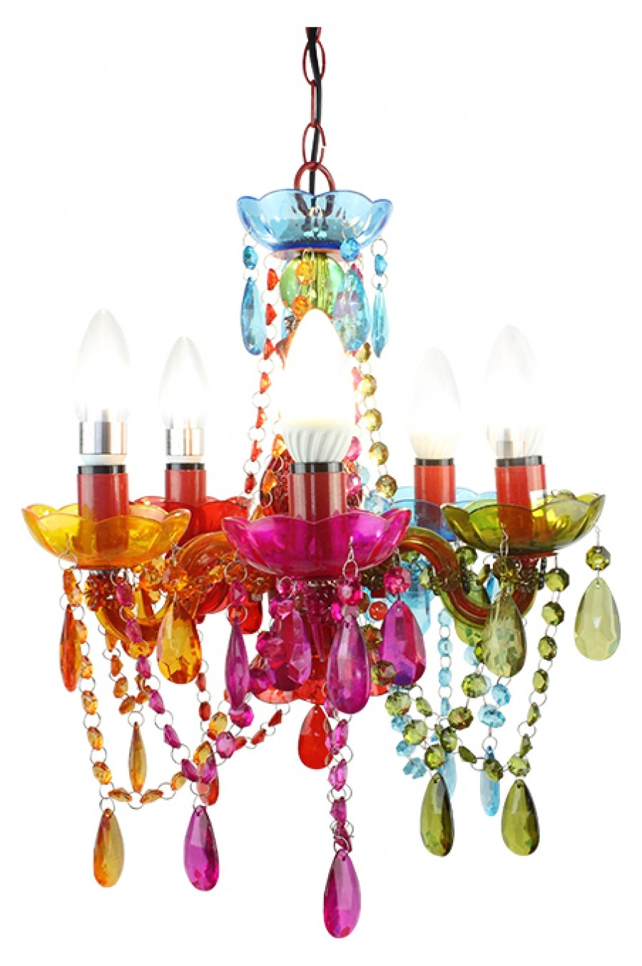 Httpswwwishkaauhomewareslightingmulti Coloured Inside Coloured Chandeliers (#6 of 12)