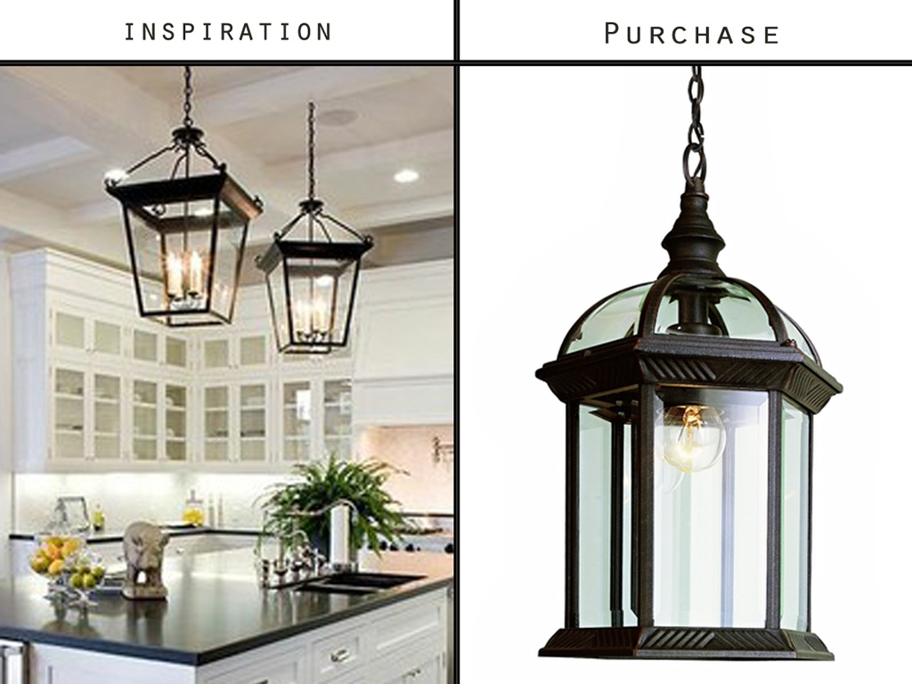 Popular Photo of Indoor Lantern Chandelier