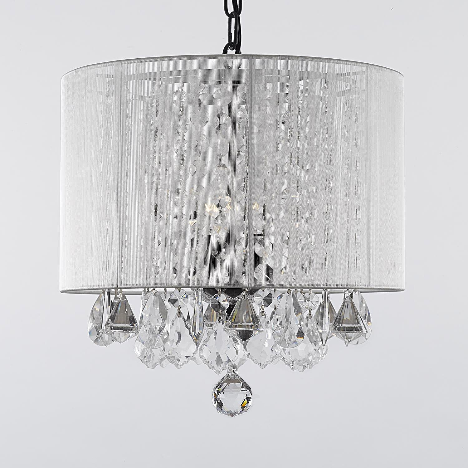 Lamps Small Crystal Chandelier Candle Chandelier Ideas And With Modern Small Chandeliers (#7 of 12)