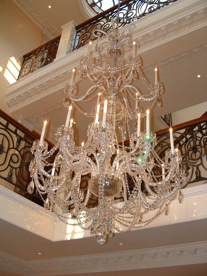 Large Chandeliers Home Design Ideas Within Large Chandeliers (#7 of 12)