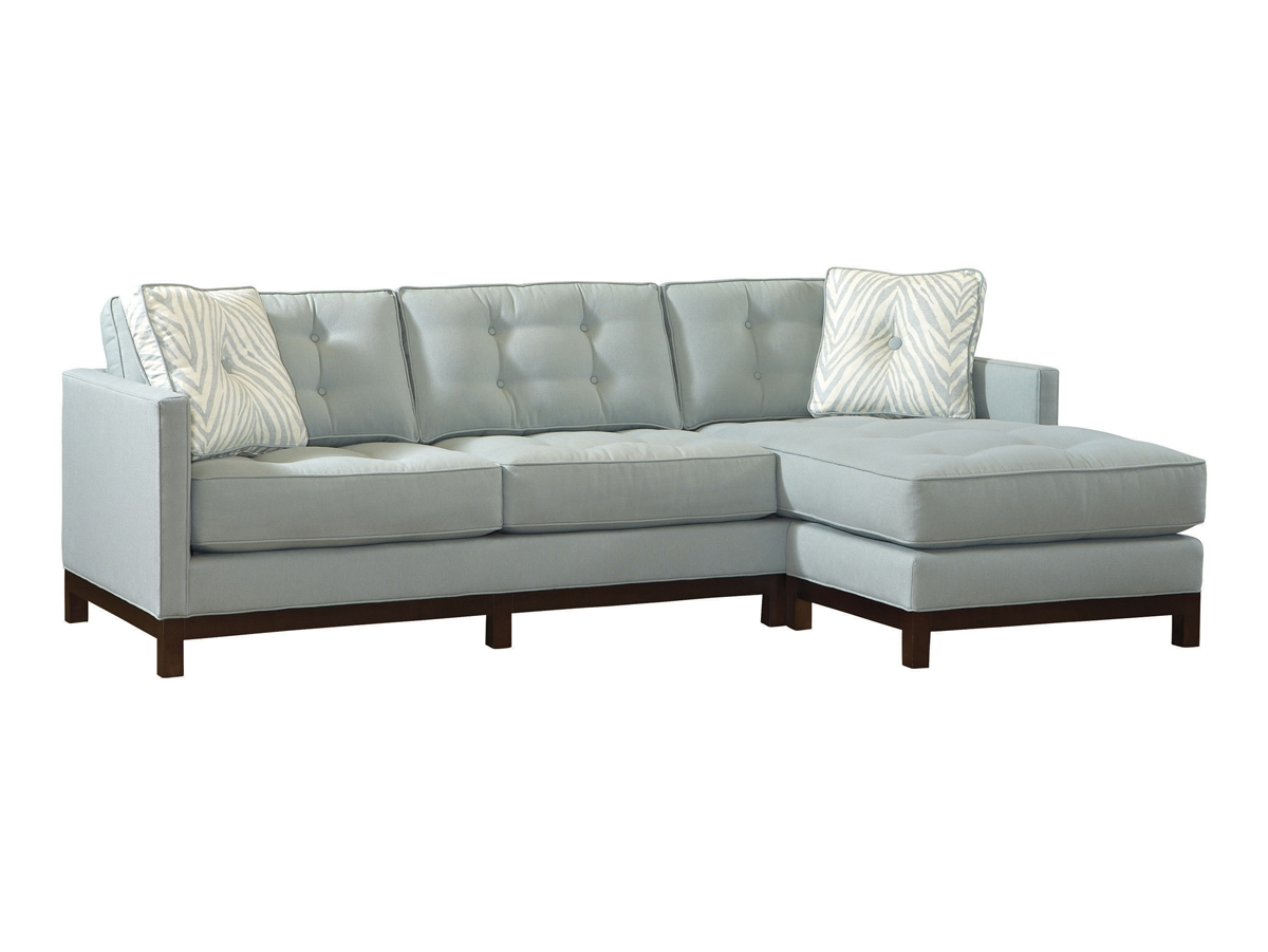 Lexington Upholstery Fleetwood Bi Sectional Lexington Home Brands Throughout Bisectional Sofa (#11 of 12)