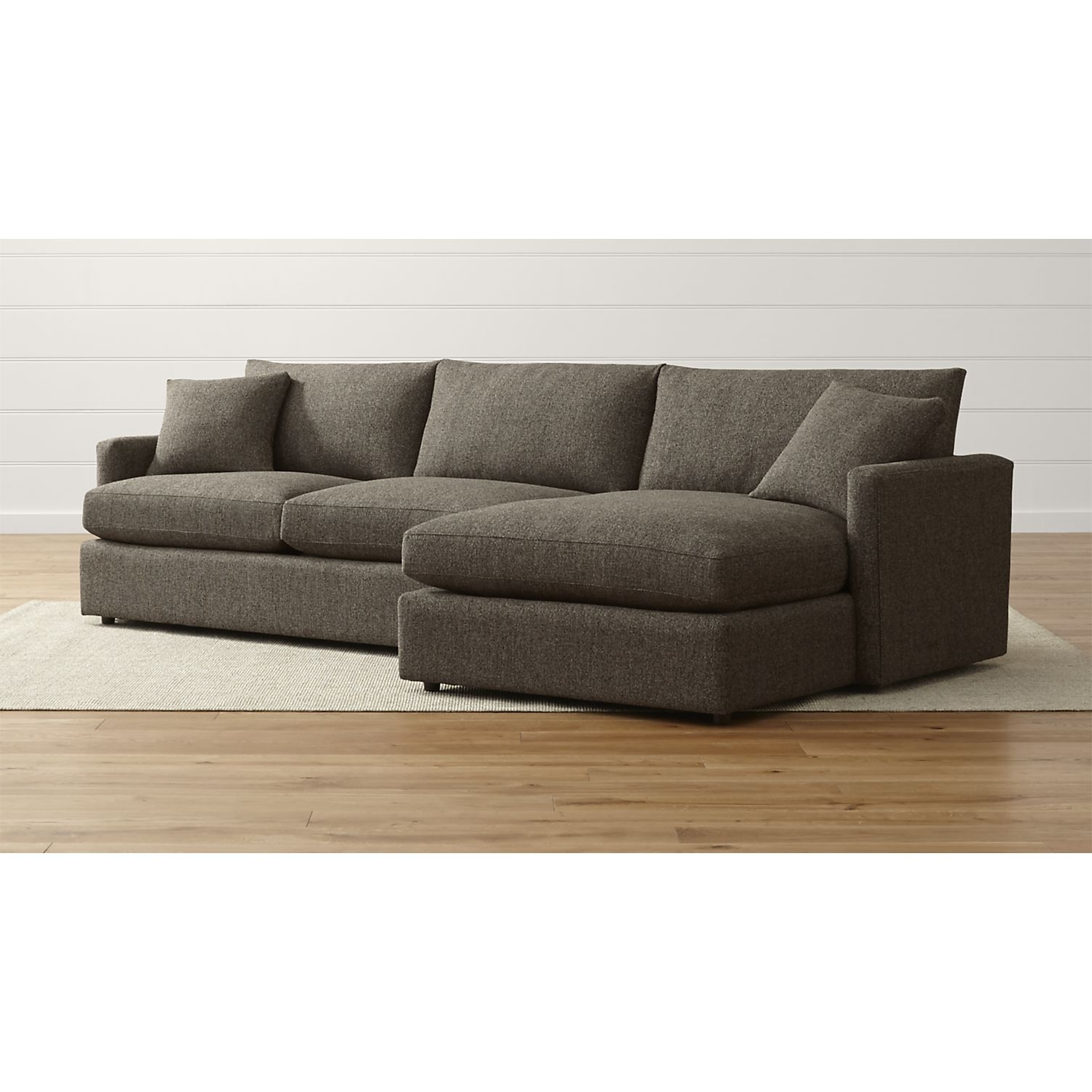 Best Crate And Barrel Sectional Sofa Ideas Home Ideas Design