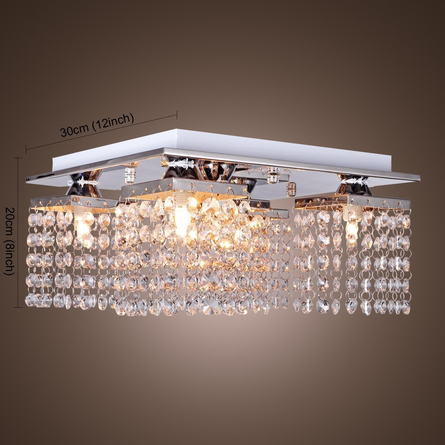 Low Ceiling Lighting Kitchen Home Lighting Design Ideas Within Chandelier For Low Ceiling (#10 of 12)