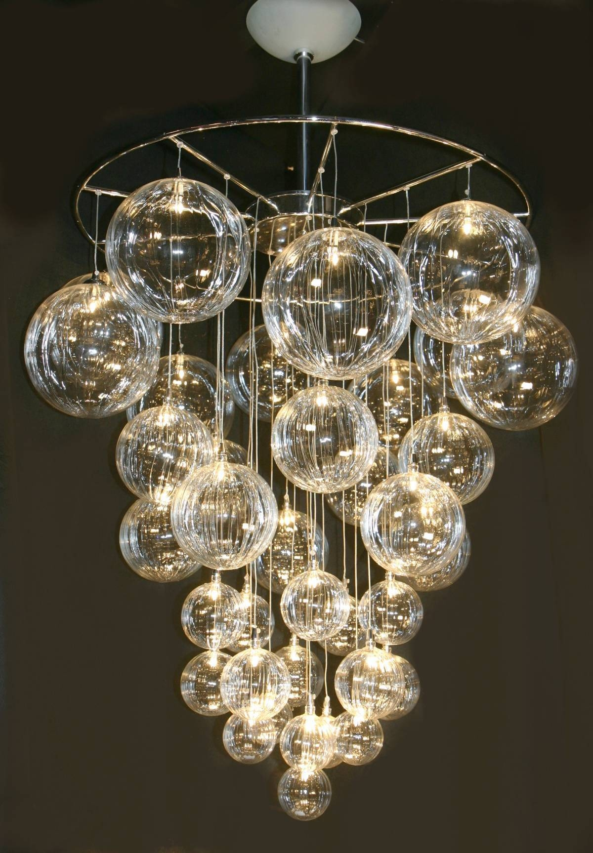 Make The Beauty Your Home More Beautiful With Chandelier With Unusual Chandeliers (#8 of 12)