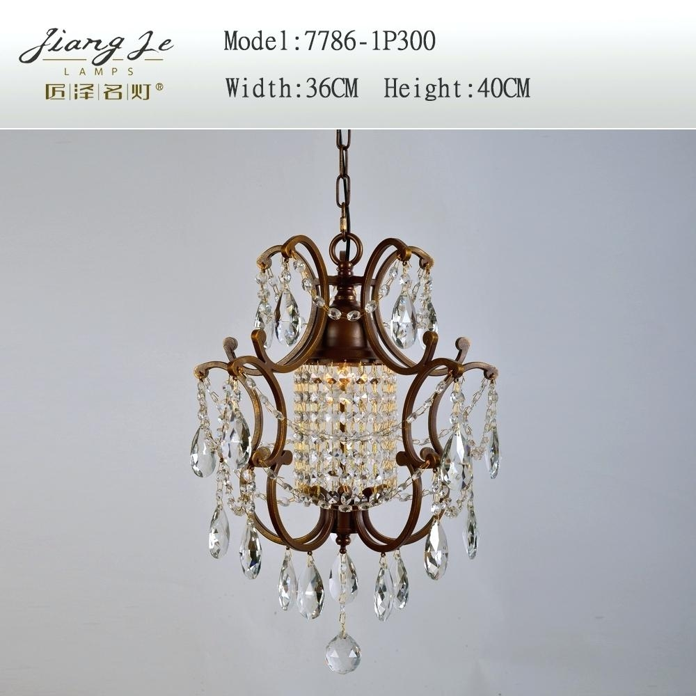 Mini Chandeliers For Bedroom Engageri Pertaining To Small Chandeliers For Low Ceilings (#11 of 12)