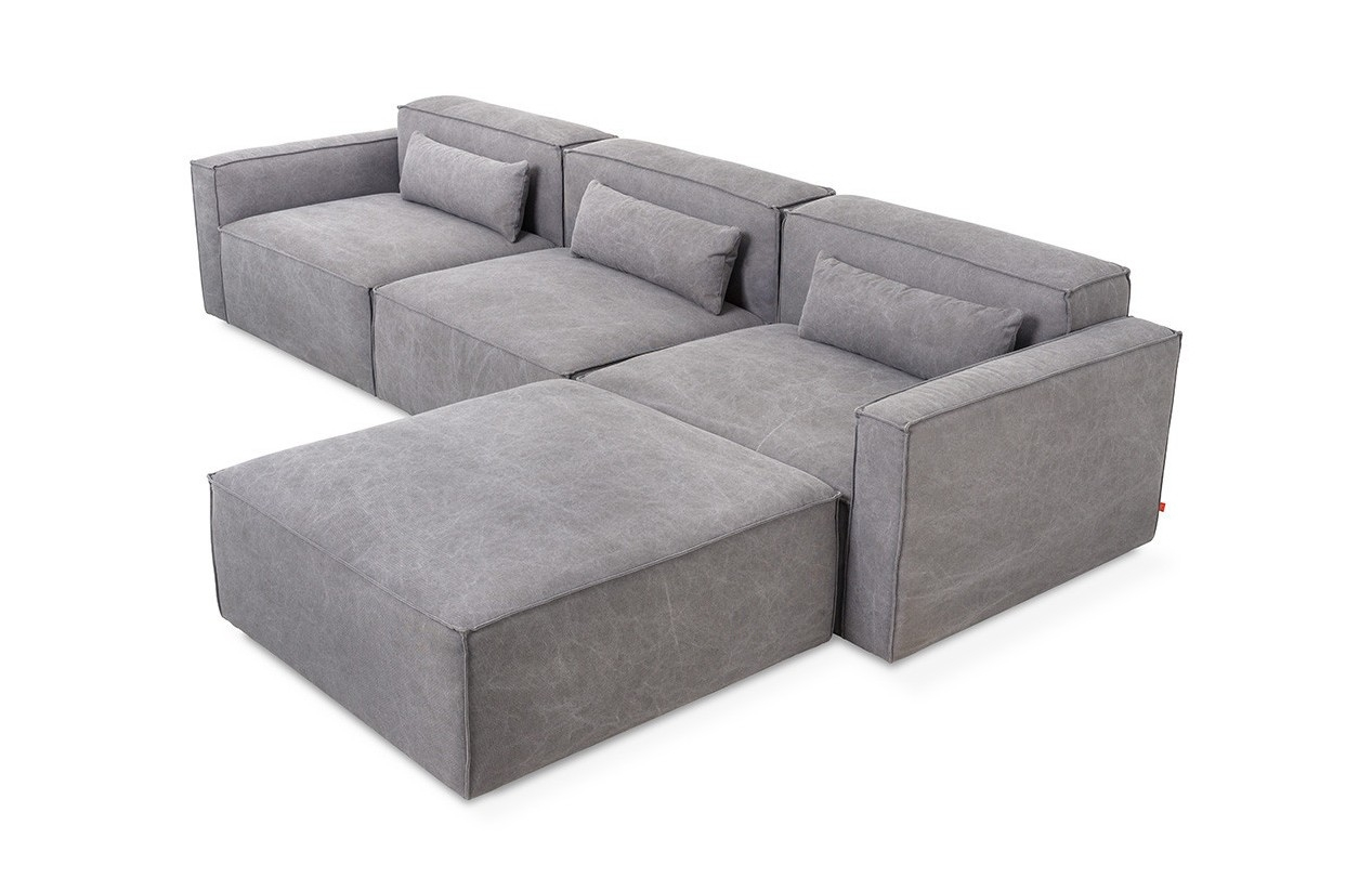Mix Modular Sofa Viesso Within 6 Piece Modular Sectional Sofa (#9 of 12)