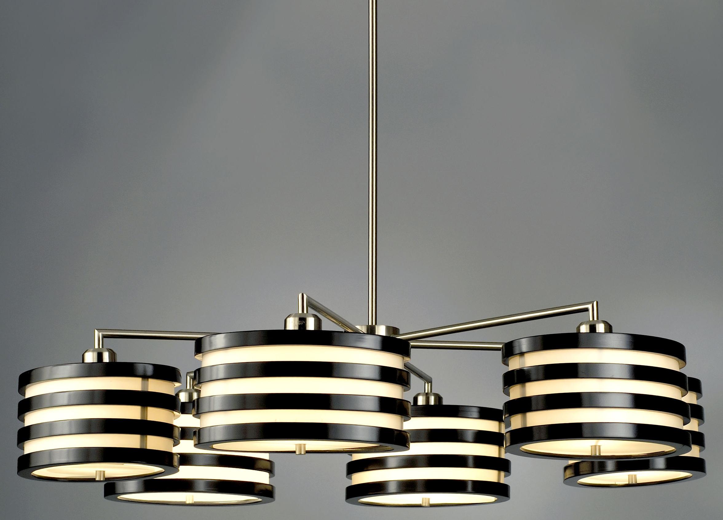 Modern Chandelier Light Fixtures Alexsullivanfund Intended For Contemporary Modern Chandelier (#12 of 12)