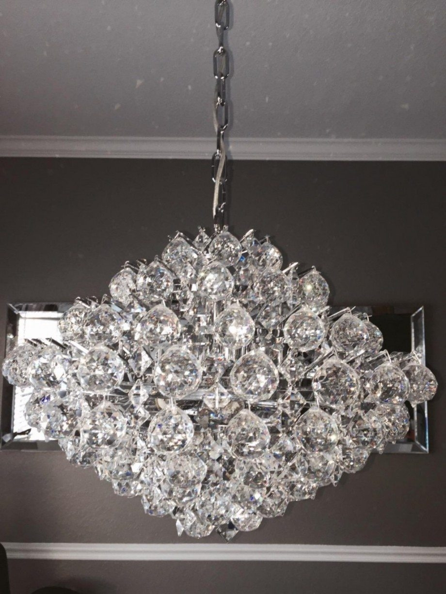 12 best of modern silver chandelier - Unique crystal chandeliers ...