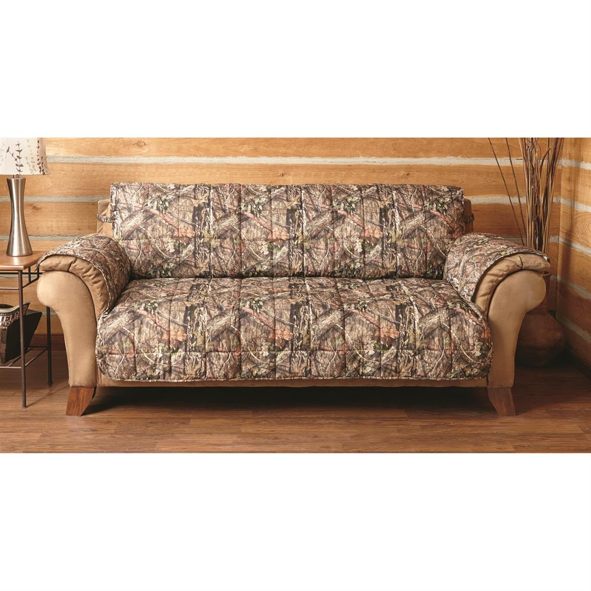 Mossy Oak Camo Furniture Covers 647980 Furniture Covers At For Camo Sofa Cover (#10 of 12)