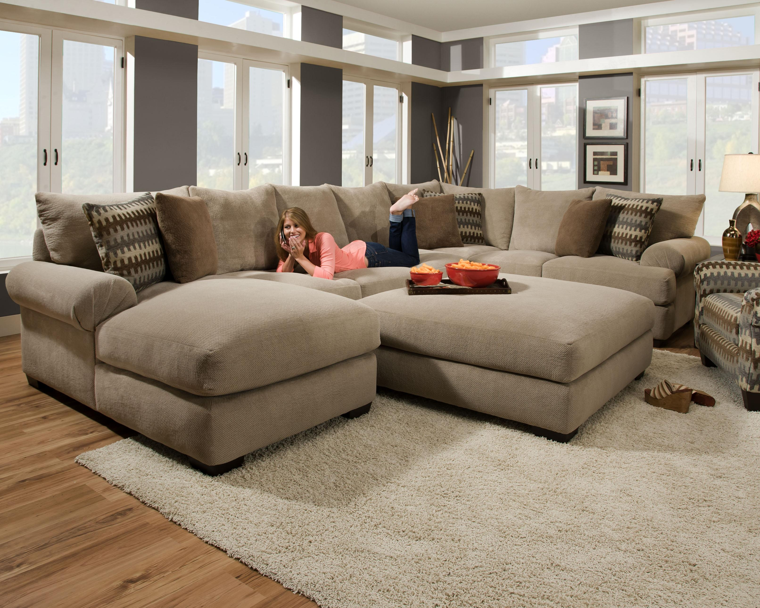 12 Collection of fortable Sectional Sofa