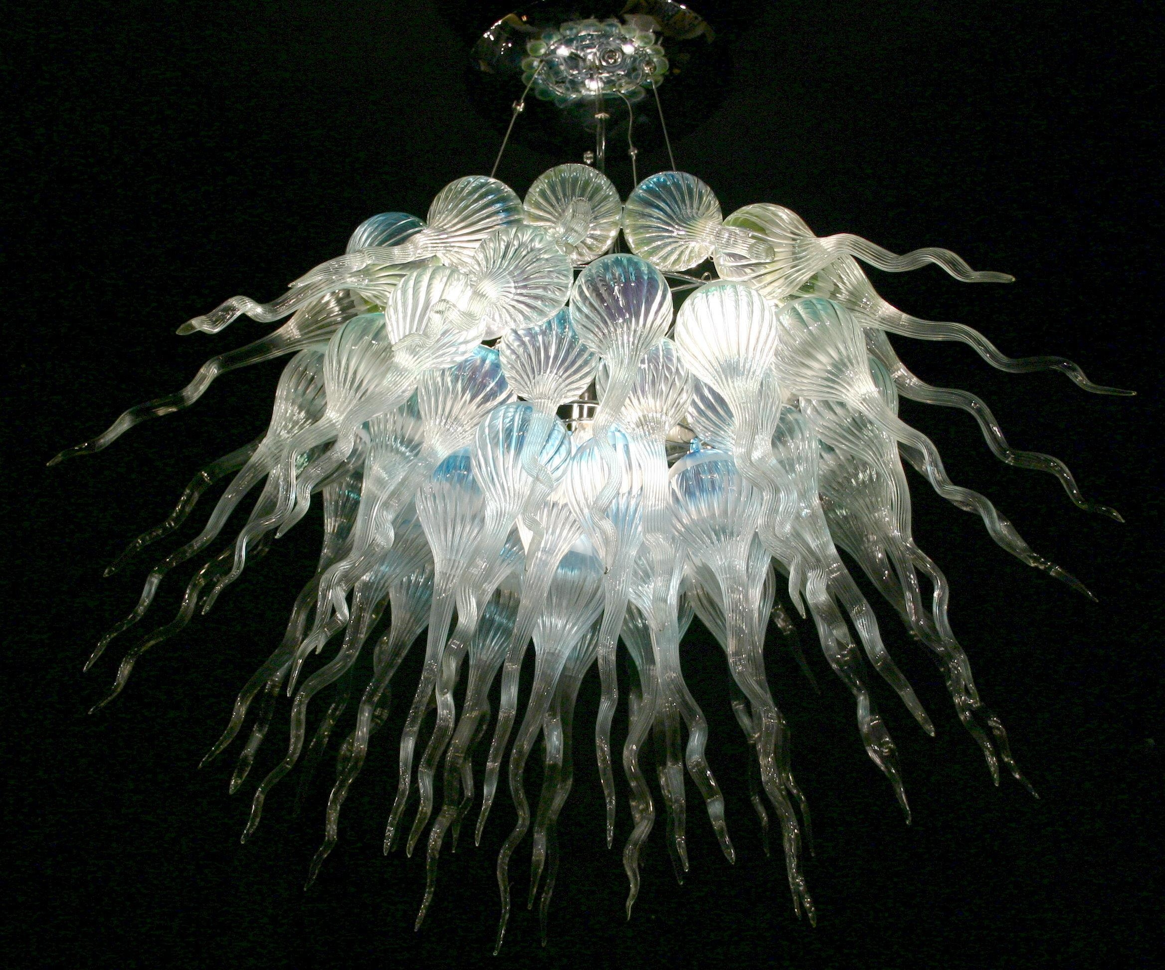 Murano Contemporary Italian Chandeliers Id 18849 Buzzerg Within Italian Chandeliers Contemporary (#12 of 12)
