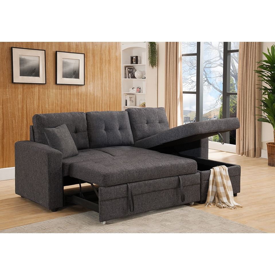 Inspiration about New Convertible Sectional Sofas 81 About Remodel Diana Dark Brown Pertaining To Diana Dark Brown Leather Sectional Sofa Set (#8 of 12)