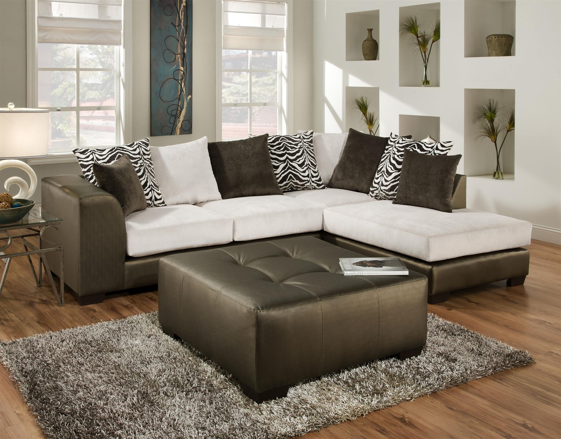 New Sectional Sofas T&a 14 In 10 Foot Sectional Sofa With Intended For 10 Foot Sectional : new sectional sofa - Sectionals, Sofas & Couches