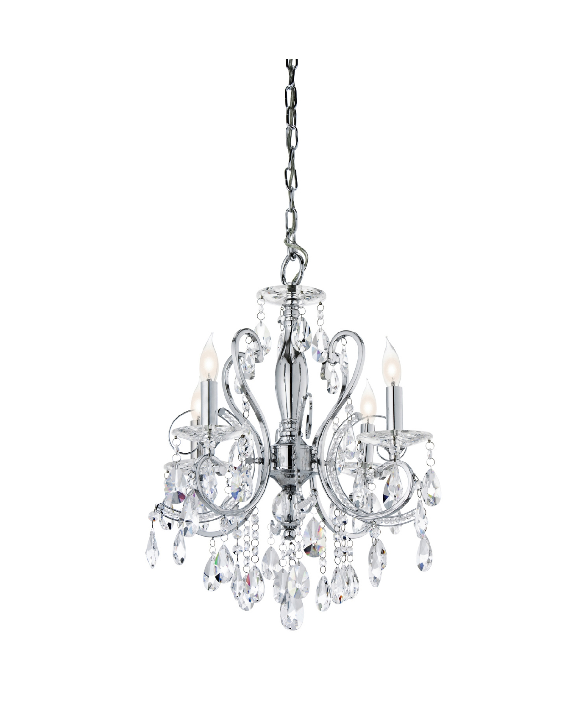 Nice Mini Chandelier For Bathroom 7 Mini Crystal Chandelier With Regard To Small Chrome Chandelier (#10 of 12)