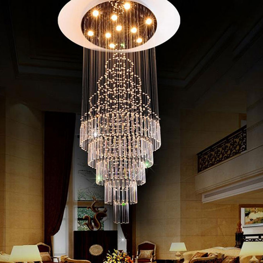 Online Buy Wholesale Crystal Chandelier From China Crystal With Chinese Chandelier (#10 of 12)