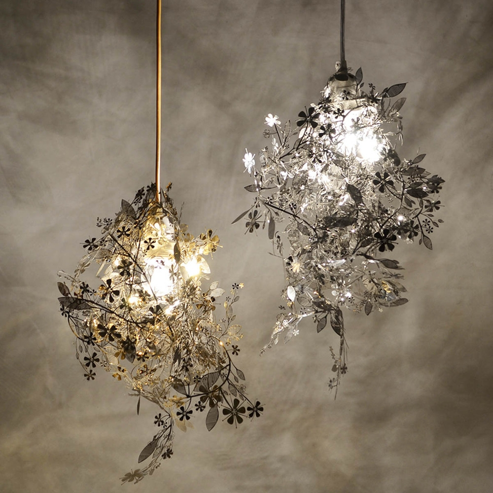 12 Best Collection Of Gold Modern Chandelier